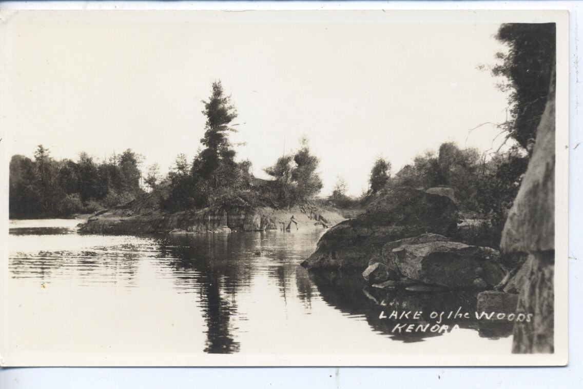 Lake of the woods history lake of the woods area for Lake of the woods fishing lodges